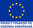 proiect finantat de uniunea europeana